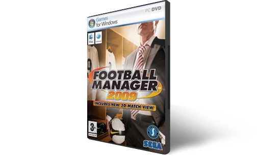 <h1><a href='http://www.sigames.com/games/title/FM09'>Football Manager 2009</a></h1><h2>PC/Mac - Release 2008</h2>