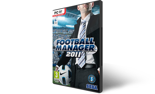 <h1><a href='http://www.sigames.com/games/title/FM11'>Football Manager 2011</a></h1><h2>PC/Mac - Release 2010</h2>