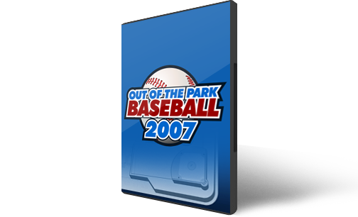 <h1><a href='http://www.sigames.com/games/title/OOTP07'>Out of the Park Baseball 2007</a></h1><h2>PC/Mac - Release 2007</h2>