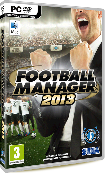 Football Manager 2013 ya disponible